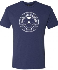 Seal of Approval Dark Color – UltraSoft Triblend T-Shirt
