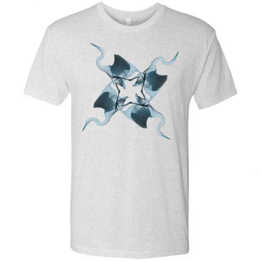 Swan Shuriken – UltraSoft Triblend T-Shirt