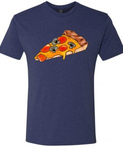 Pizza Time! – UltraSoft Triblend T-Shirt