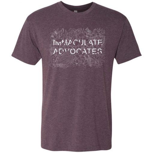 Immaculate Jungle Dark Color UltraSoft Triblend T-Shirt