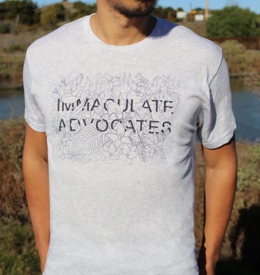 Immaculate Jungle Light Color UltraSoft Triblend T-Shirt