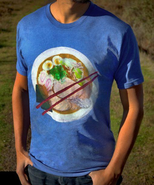 Tonkotsu Pork Ramen – UltraSoft Triblend T-Shirt