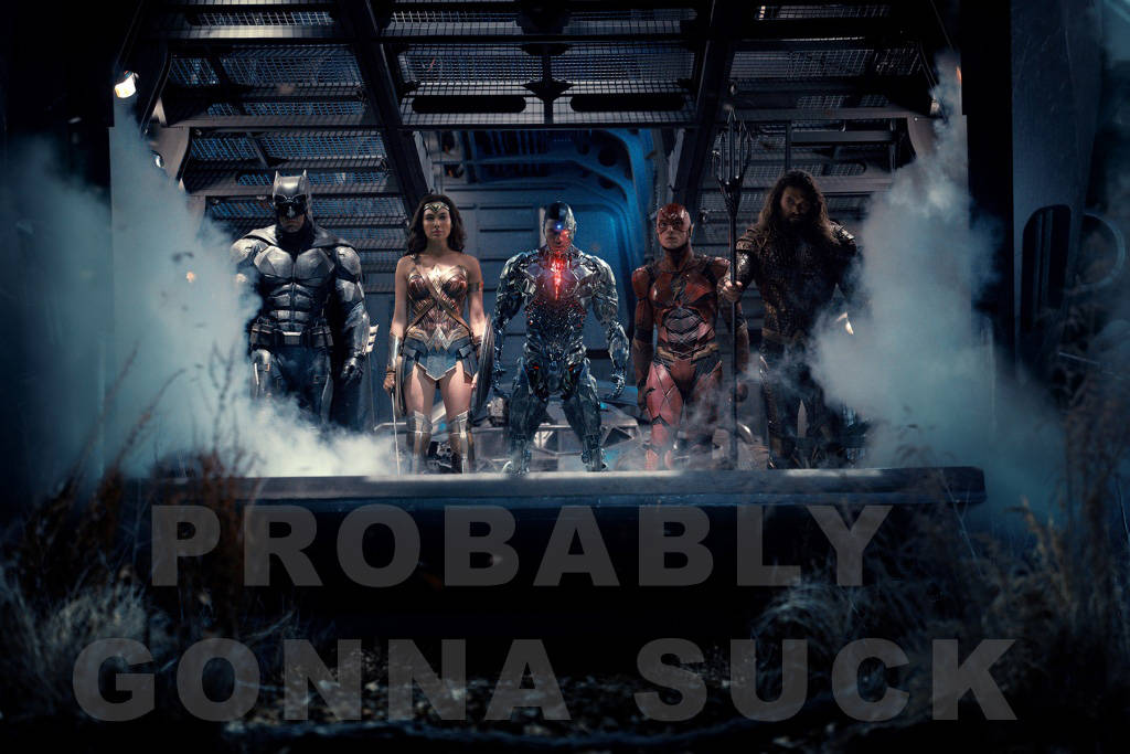 4 Underwhelming Things About the New Justice League Trailer: Impressions