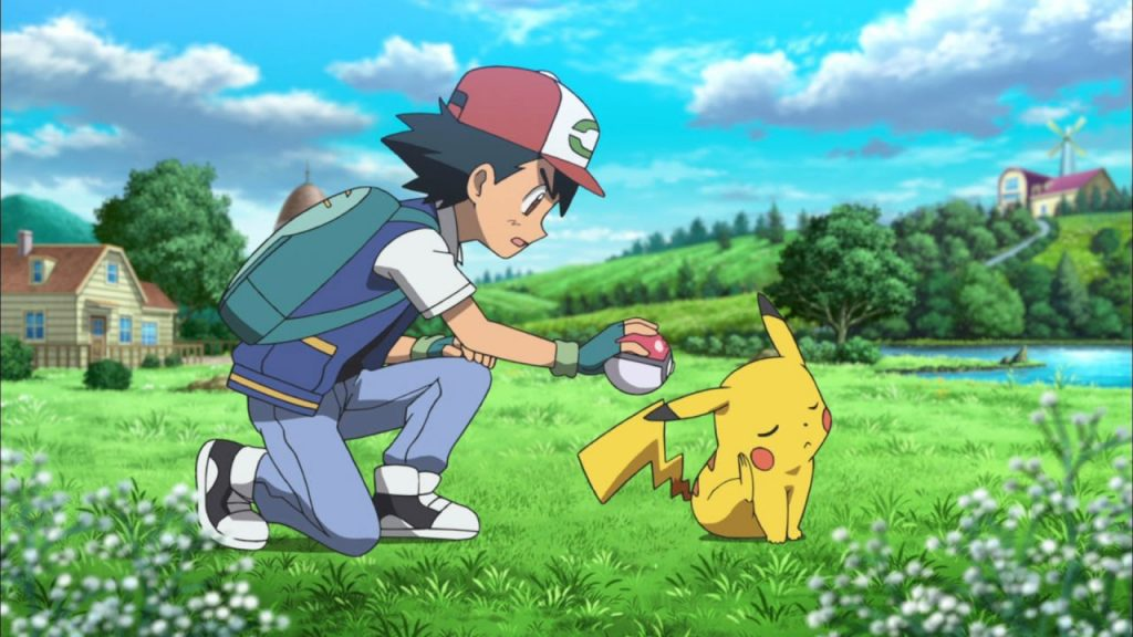What is the 2017 Pokemon Movie All About?