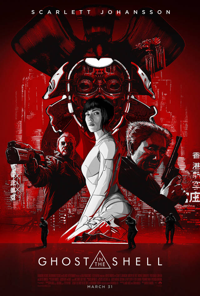 Does Ghost in the Shell Require an Asian Lead? A Roundtable Discussion