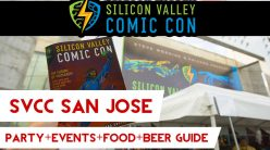 svcc entrance with san jose party guide overlaid
